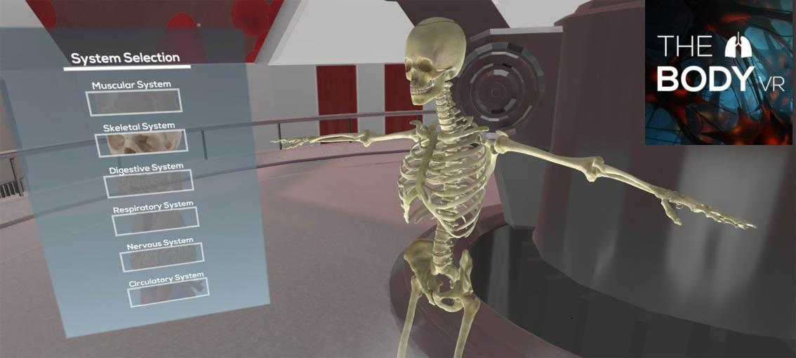 Virtual Reality Harrell Health Sciences Library Research And