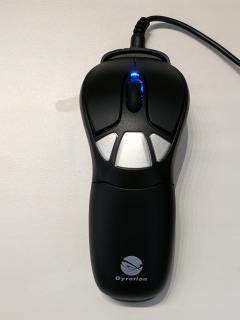 Go Wireless mouse